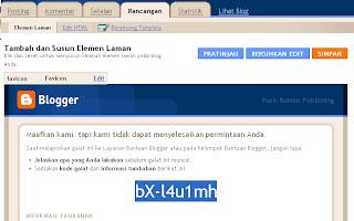 error galat bX-l4u1mh