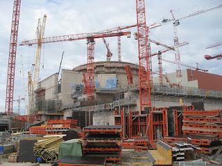 Areva's European Pressurised Reactor Olkiluoto 3