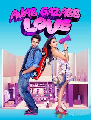 Ajab Gazabb Love (2012) Movie Poster