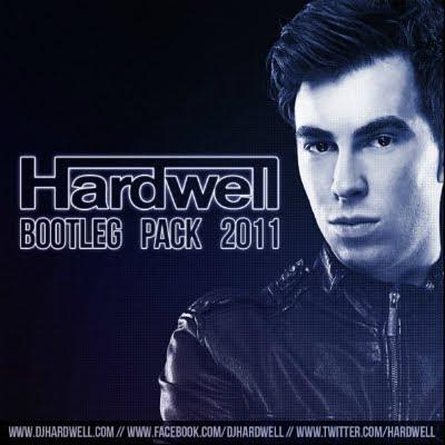 DJ Hardwell, 2011 bootleg pack
