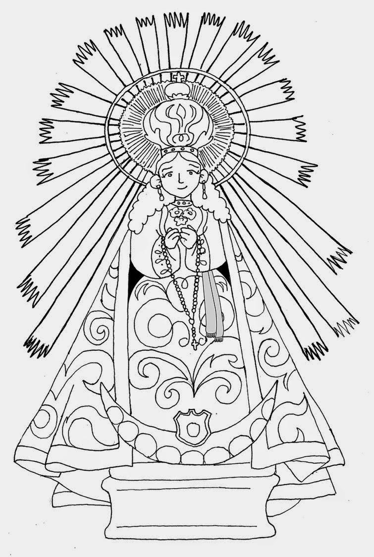 Virgen María, Ruega por Nosotros ®