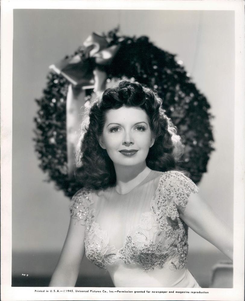 Nancy Coleman foto