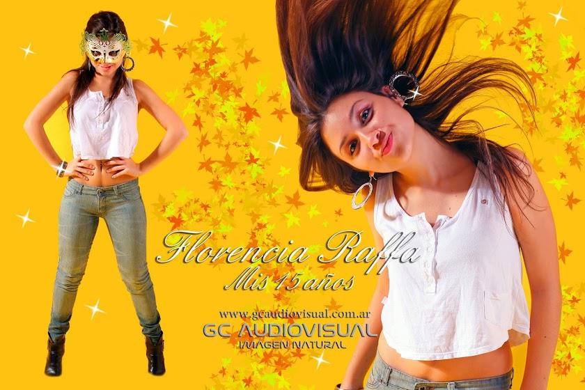 11-06-11 - Florencia Raffa - Mis 15 años