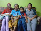 my family in Sarawak..