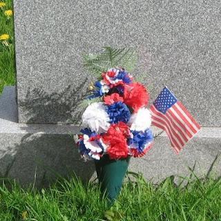 Buy a Veteran's Cemetery Cone