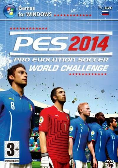 Pro Evolution Soccer 2014 World Challenge Torrent Grátis