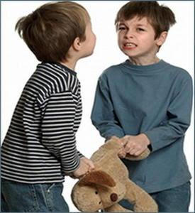 pertengkaran anak