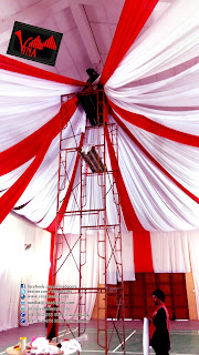 CEILLING LINER/DRIPS/WEDDING HALL/DEWAN SERBAGUNA BATANG KALI