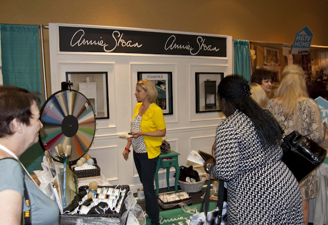 Everyday a la Mode Haven 2012 Annie Sloan booth