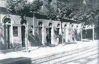 Estació antiga de Castelló, inaugurada l'11 de juliol de 1915