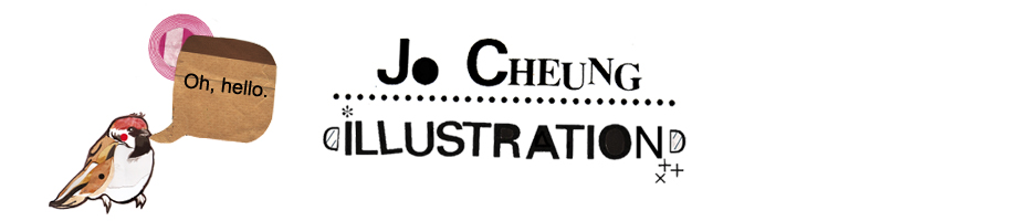 Jo Cheung Illustration