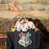 Casal se inspira nas histórias Harry Potter para a sua cerimônia de casamento