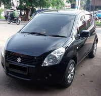 Suzuki Splash GL Manual tahun 2012