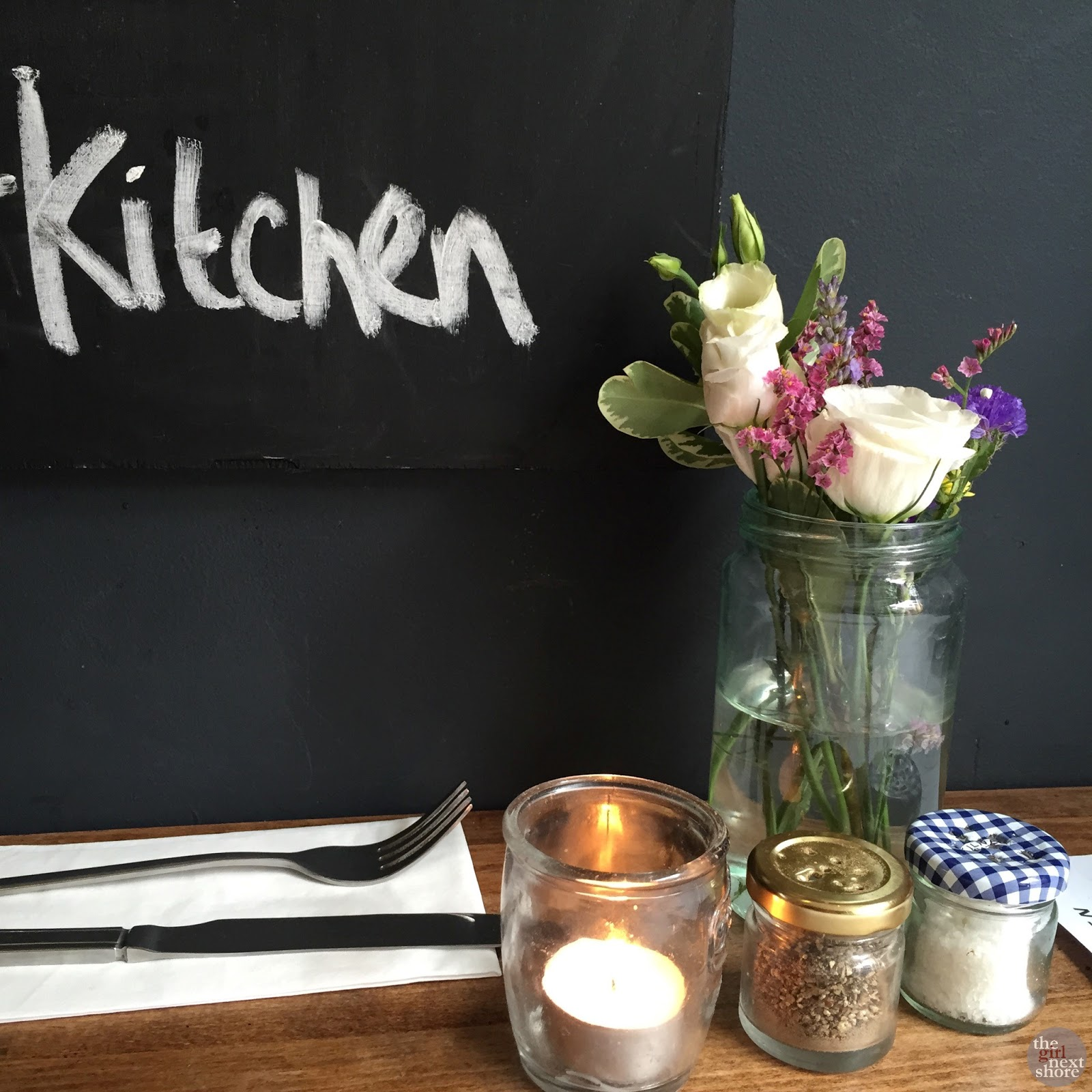 It Cosy And Cutesy And Feels More Like Stepping Into A Barnyard Kitchen  Prepped For A Little Intimate Dinner ...