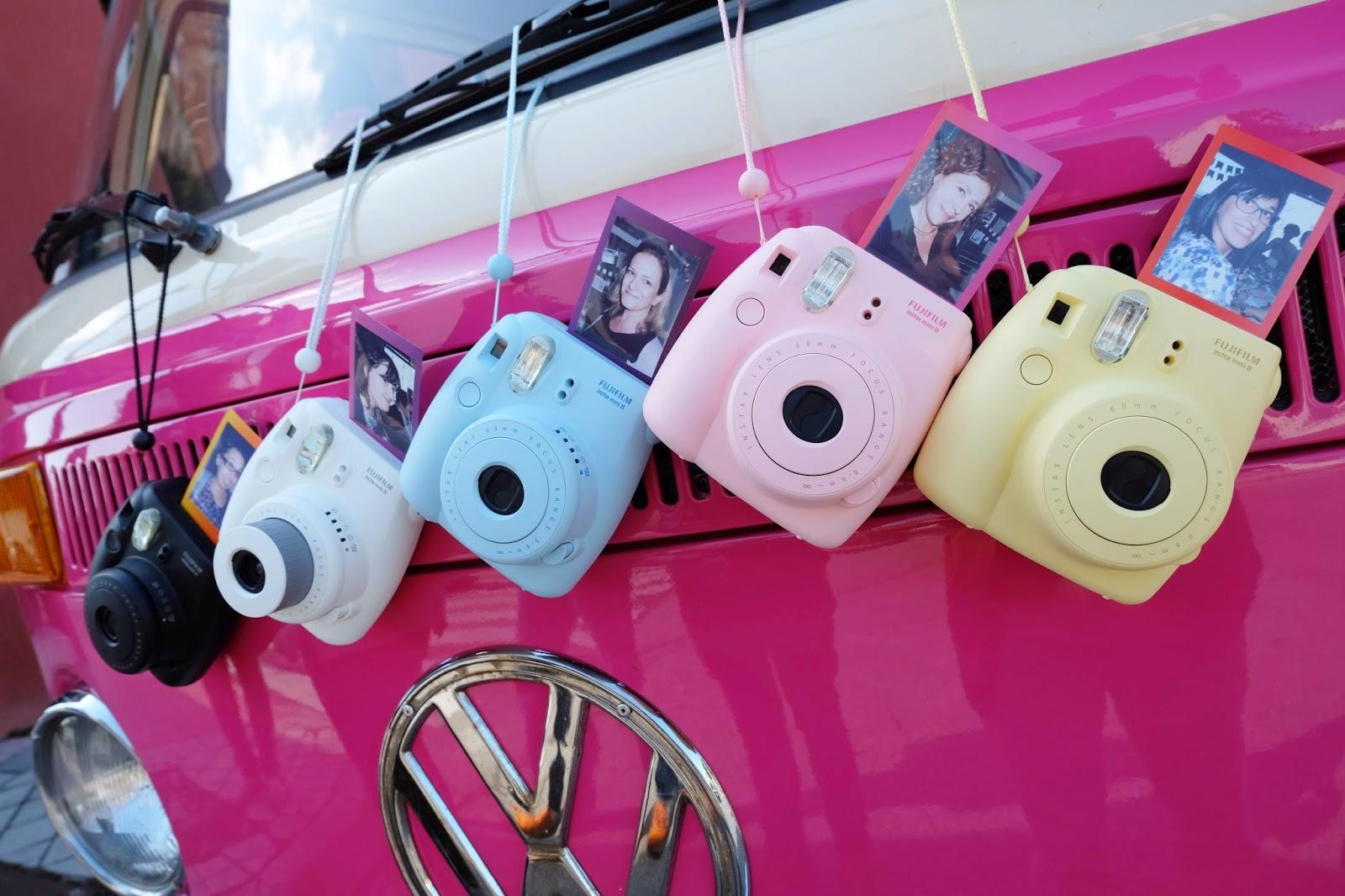 instax mini 8 fujifilm #instaxday Instax Day madrid blog bodas cámara fotos