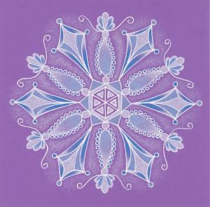 sneeuwkristal