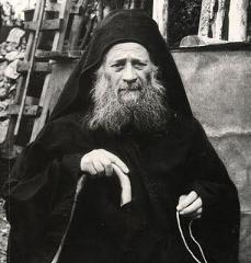 Великий Старец Афонский Иосиф Исихаст.