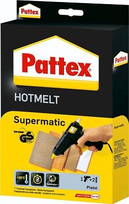 Pattex Supermatic Heissklebepistole