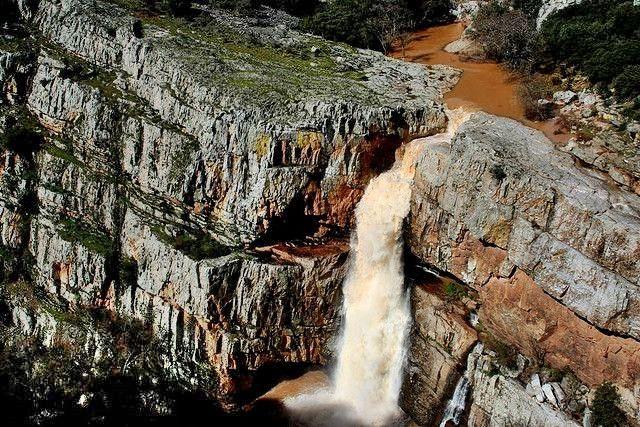 Cascada-Cimbarra
