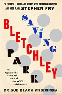 Saving Bletchley Park (with Dr Sue Black OBE)