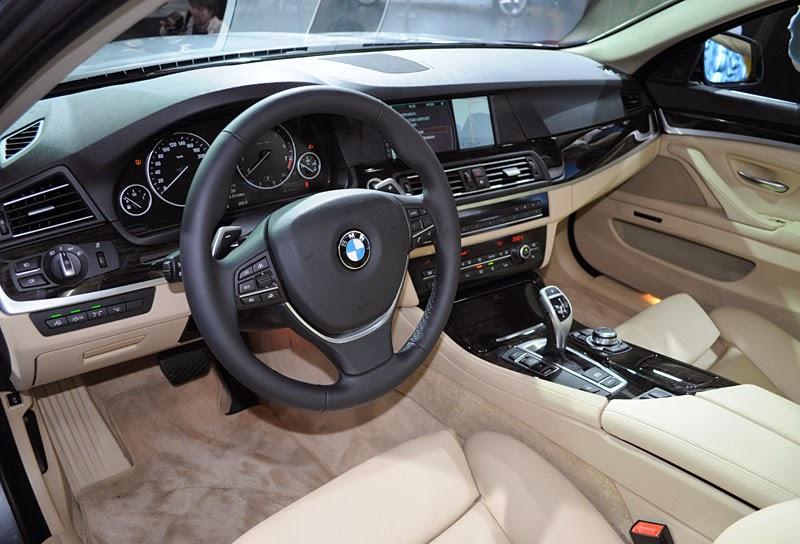 Nouveautés de la BMW Série 5 en images et en vidéo