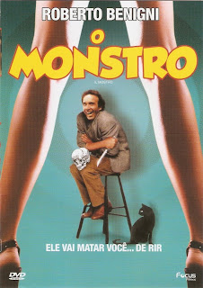 O Monstro – DVDRip AVI Dual Áudio