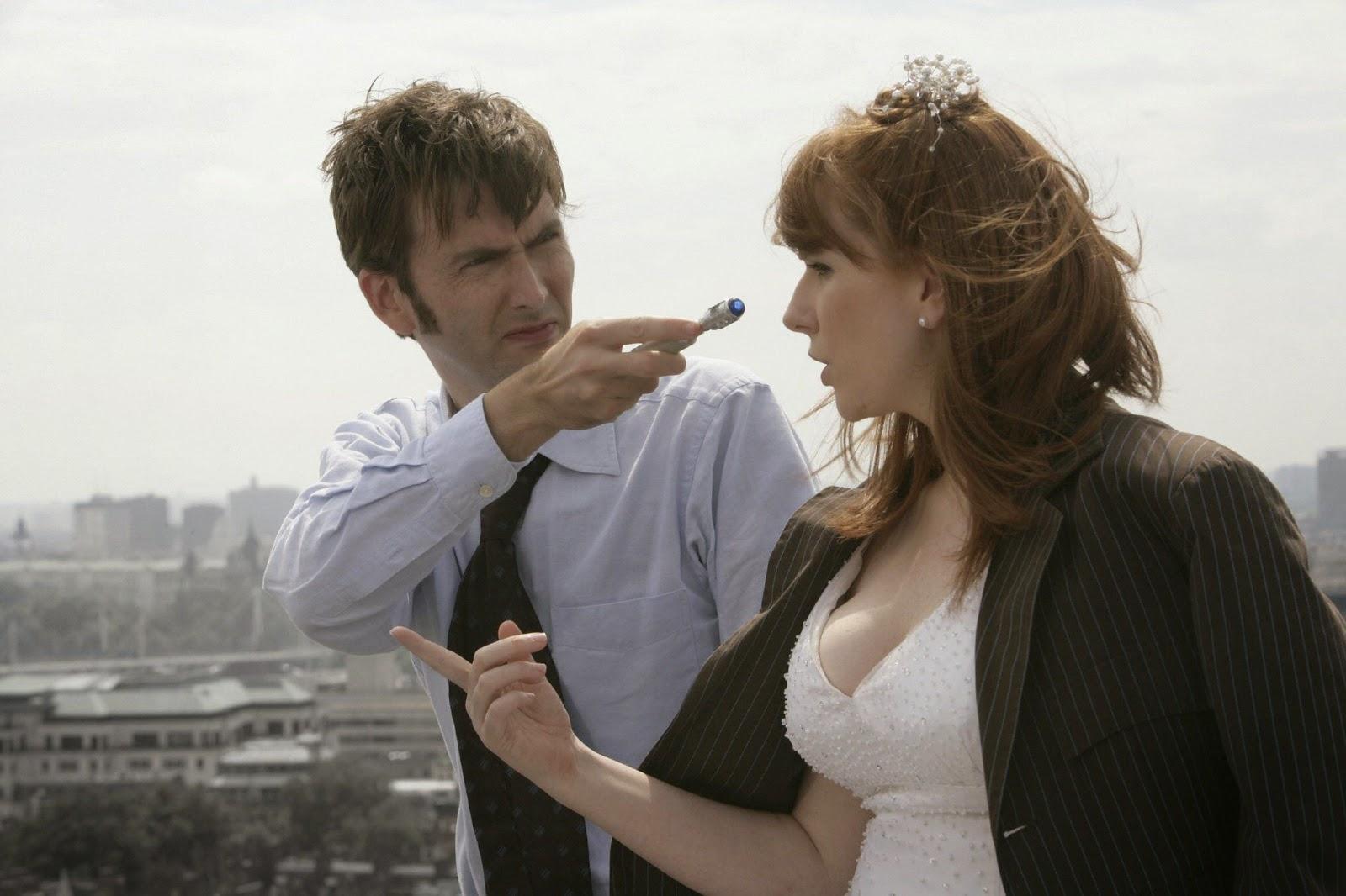 PHOTOS: David Tennant & Catherine Tate In The Runaway ...