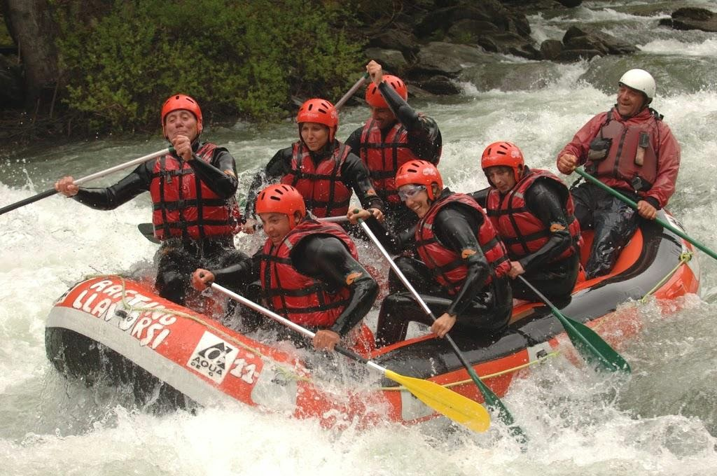 Oferta Rafting - Aventura en el Pirineo
