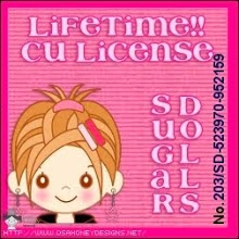 Cu License Sugar Dolls
