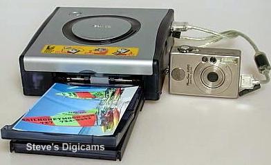 Printer Canon CP-100