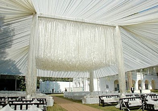 Wedding decoration for ceilings 2