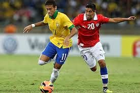 Perkiraan Hasil Akhir Babak 16 Besar Brasil vs Chile World Cup 28 Juni 2014