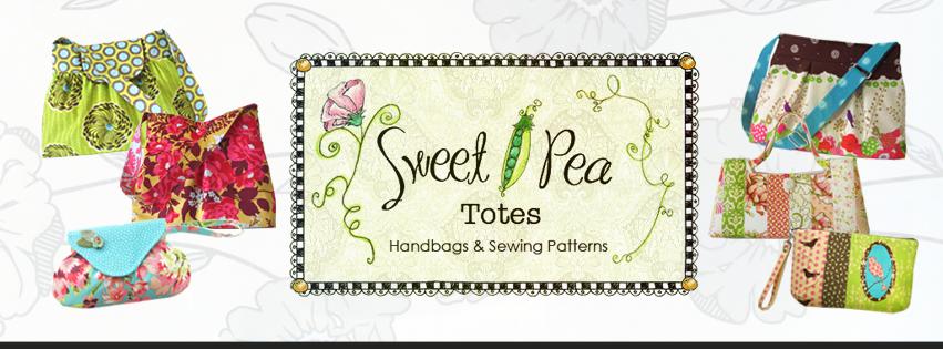 Sweet Pea Totes