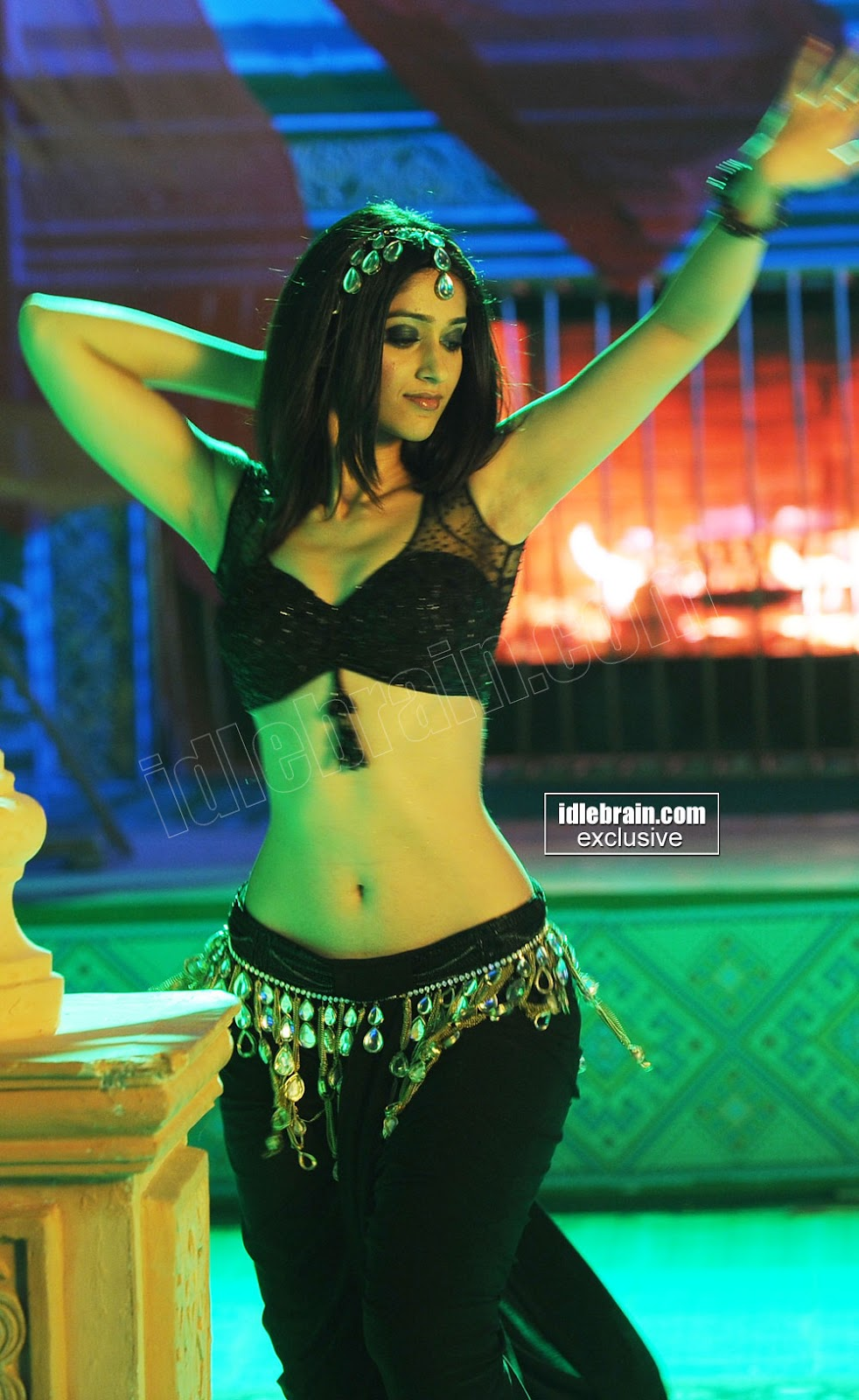 , Ileana Latest Hd Navel Pics - Idlebrain.com 2012