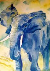 Elefante di Gianonfarmale(su La vostra arte)