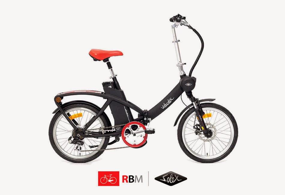 Velosolex comfort 20 39 39 bicicletta pieghevole gruppo d for Bici pininfarina peso