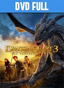 Dragonheart 3: The Sorcerer's Curse DVD Full Latino 2015