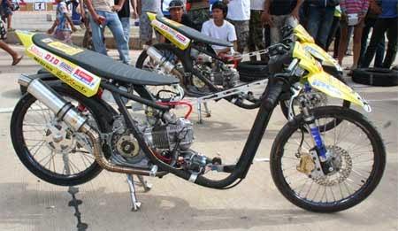 Gambar Motor Trondol