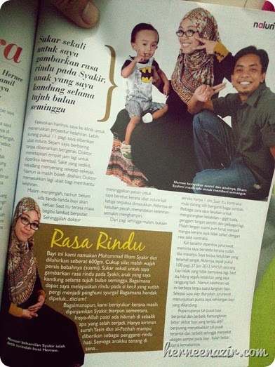 HN On Media - Majalah Ibu & Anak (Jan 2014)