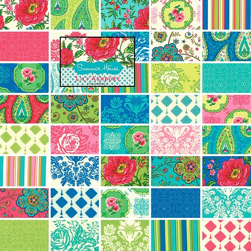 Missy Mac Creations: Summer House Quilt-
