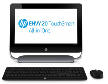 HP Envy 20 Touchsmart All in One Desktop PC