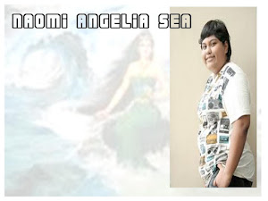 NAOMI ANGELIA SEA PART2 (TITISAN PENASEHAT KAISAR JEPANG)