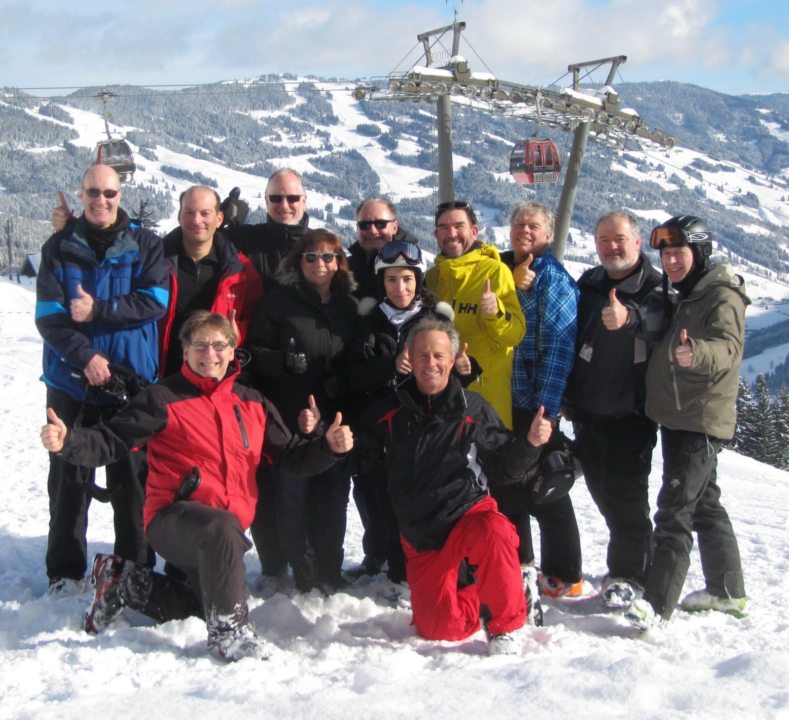 Alpha Omega Ski Seminar Saalbach Hinterglemm, Austria January 2016