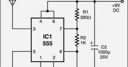 Wiring         diagram    Info  Low Range AM Radio    Transmitter