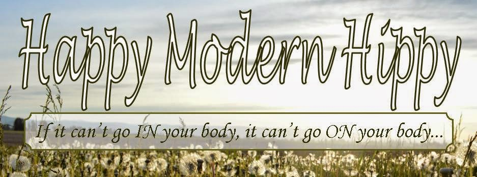 Happy Modern Hippy