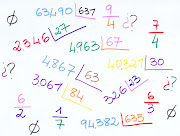 Divisiones entre dos cifras.