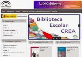 Trayectoria de la Biblioteca Escolar del CEPR Juan Pedro de Alcaudete(Jaén)
