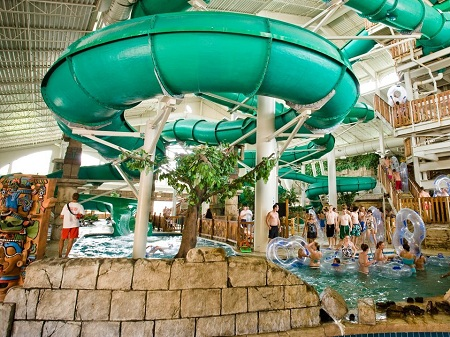 Medusa's Indoor Water Park