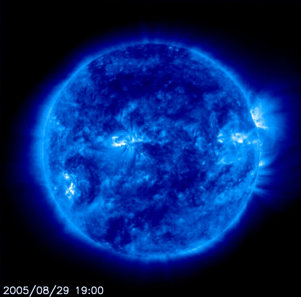 Could a Brightening Sun Cool the Earth  Climate Central