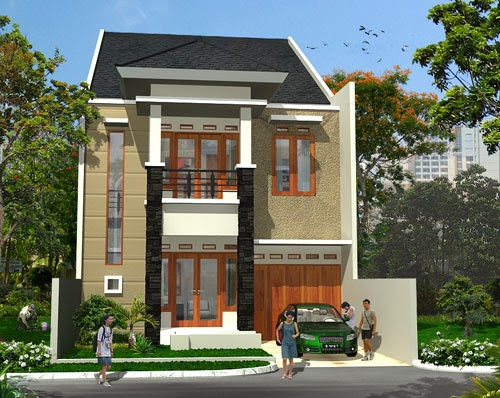 Kumpulan Contoh Model Rumah Minimalis Terbaik